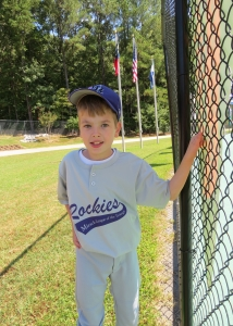 Landon Miracle League 2013