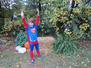 Up up and away Super Landon